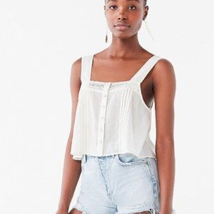 0cf7b2c59b48f4 Urban Outfitters Tops - 💥HOST PICK!💥SALE!!💥Polly Button Down
